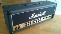 Marshall TSL100 3 channels en excellente condition made in UK