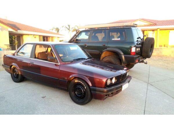 1990 BMW 18