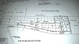 RESIDENTIAL LOTS FOR SALE IN LUMSDEN