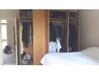 Ikea PAX double wardrobe excelent condition dissmantled ready for collection