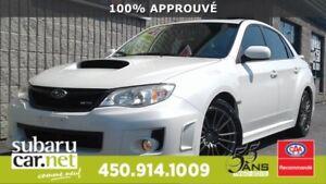 2012 Subaru Impreza WRX SIEGES CHAUFFANTS, JANTES EN ALU. , TURB