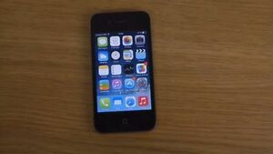 iPhone 4 Noir Rogers 8GB Impecable