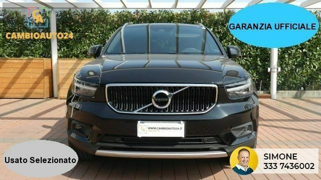 VOLVO XC40 D3 Geartronic Business Plus+Tetto Full optional