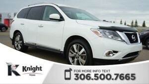 2014 Nissan Pathfinder Platinum! Command Start! All Around View