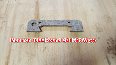 Monarch 10ee Round Dial Metal Lathe Felt Wiper Bottom Slide Wiper