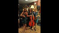 Musiciens pour les événements/violinist,cello/Music for wedding