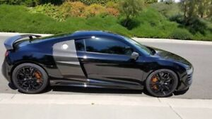 WANTING: 2009-2014 Audi R8 coupe automatic trans