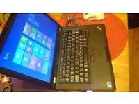 LENOVO THINKPAD X220 14 INCH BUSINESS LAPTOP, INTEL i3-2520M @ 2.10GHz , 6GB RAM, 320 GB HDD