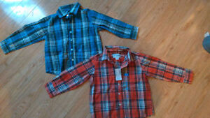 Boys Size 2,3,4 Jordans, Adidas, Childrens Place Geox Shoes London Ontario image 6