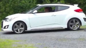2013 Hyundai Veloster Coupe Turbo