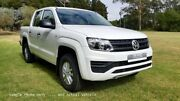 2018 Volkswagen Amarok 2H MY18 TDI420 4MOTION Perm Core Candy White 8 Speed Automatic Utility Tanunda Barossa Area Preview