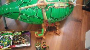 Ninja turtle lot