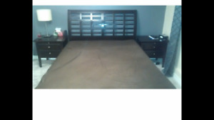Queen Bedroom Set for Sale - Great Condition