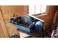 Mineral/stone saw