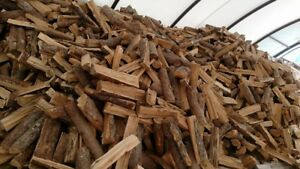 EXCELLENT TAMARACK FIREWOOD BY SMART FIREWOOD PRODUCTS