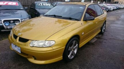 2001 Holden Commodore VX S Gold 4 Speed Automatic Sedan Maidstone Maribyrnong Area Preview