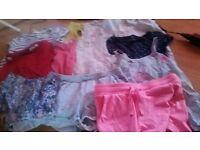 girls age 6 summer clothes bundle