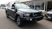 2016 Ford Ranger PX MkII Wildtrak Double Cab Grey 6 Speed Sports Automatic Utility Blair Athol Port Adelaide Area Preview