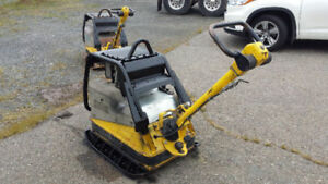 JUST ARRIVED 2012 WACKER 6555 COMPACTOR 1200 POUND PRICE $7500