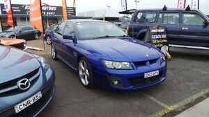 2006 Holden Special Vehicles Clubsport E Series R8 Blue 6 Speed Sports Automatic Sedan Mount Druitt Blacktown Area Preview