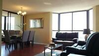 Beautiful & Spacious Tridel Lexury 2+1 Condo