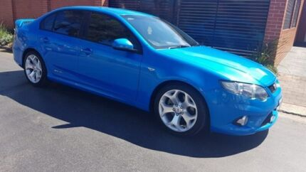2010 Ford Falcon FG XR6 Turbo 6 Speed Sports Automatic Sedan Prospect Prospect Area Preview