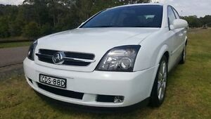 2005 Holden Vectra ZC MY04 CDX White 5 Speed Automatic Hatchback Tuggerah Wyong Area Preview