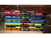 Hamish book set - 5