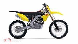 2014 Suzuki RM-Z250 RM-Z250 Motocross Manual 5sp 250cc Brunswick Moreland Area Preview