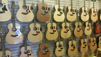 LARGEST Selection of Taylor Guitars in Eastern Ontario