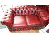 2 seater Chesterfield Sofa... beautiful!!!!
