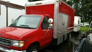 Mobile sharpening truck complete Everything