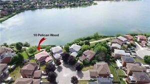 Professors Lake Paradise! Your Cottage In The City! 4Br Det Home