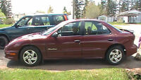 2002 Pontiac Sunfire Sedan 2.4 Twin Cam