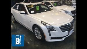 2017 Cadillac CT6 Sedan PLUG-IN RWD
