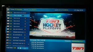 IPTV $12 a month, 1000s of Channels, Canadian and International!
