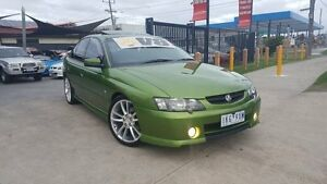 2003 Holden Commodore VY SS 4 Speed Automatic Sedan Cairnlea Brimbank Area Preview