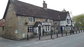 Sous Chef required to run Country Pub/Restaurant.