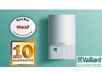 Ideal Logic+ Boilers Fitted from ONLY £1299! Vaillant from JUST £1559