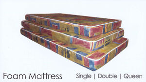 AFFORDABLE NEW FOAM MATTRESSES