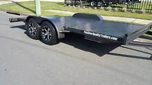Australian Built Car Trailer Clontarf Redcliffe Area Preview