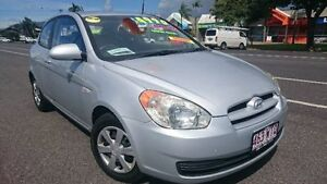 2007 Hyundai Accent MC Silver 5 Speed Manual Hatchback Westcourt Cairns City Preview