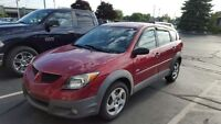 2003 PONTIAC VIBE 5 SPEED NEEDS TRANSMISSION
