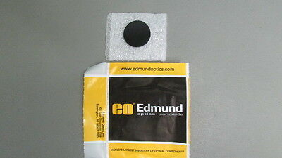 Edmunds Optics 1  Diameter  Optical Cast Plastic Ir Longpass Filter