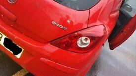 Vauxhall Corsa D O/S Rear Light (2008)