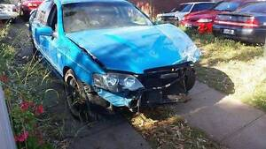 wrecking ba xr6 auto 165xxxkms parts from $10 Hackham West Morphett Vale Area Preview