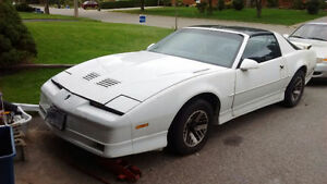 86 Camaro Automatic Transmission