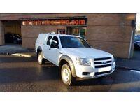 FORD RANGER 2.5 SUPER CAB 4X4 D/C 1d 141 BHP 2007 07