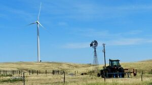 Wanted, Wind turbine sites