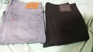 Levis Jeans 511 and 512 *STEALS